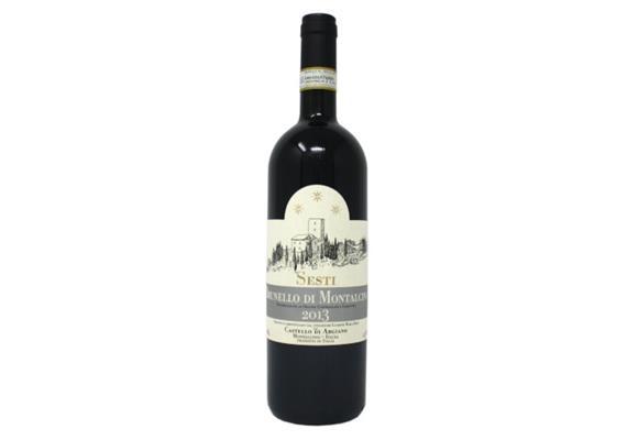 Brunello di Montalcino DOCG, 750 ml, Sesti