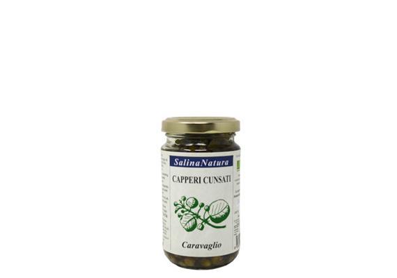 Capperi di Salina in olio extravergine, 212 ml, Caravaglio Antonio