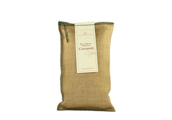 Carnaroli, jute bag, atm, 500 g, Buongustaio