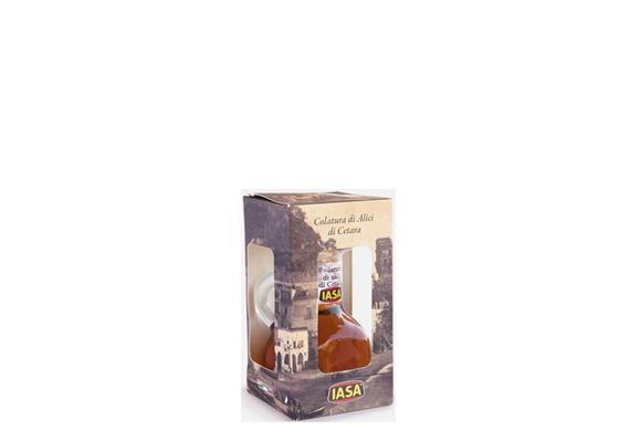 Colatura di Alici di Cetara, Ampollina di vetro, 100 ml, Sapori di Mare