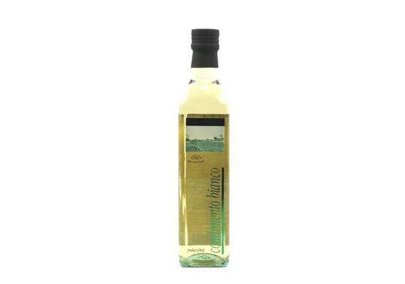 Condimento agrodolce bianco 5,5%, Riserva Oro, 500 ml, Mengazzoli