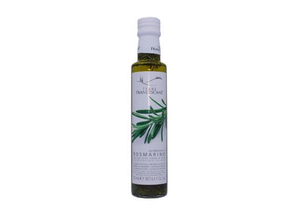 Condimento aromatizzato al rosmarino in olio extravergine di oliva, 250 ml, Cufrol