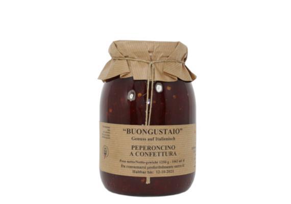 Confettura di peperoncino, 1250 g, Sarubbi
