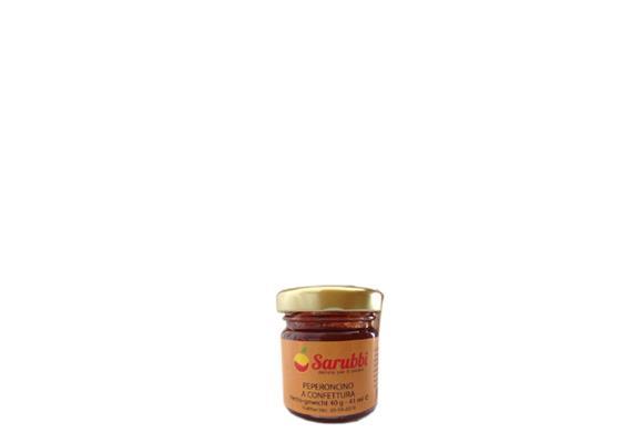 Confettura di peperoncino, 40 g, Sarubbi