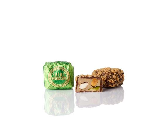 Cubotto Chocaviar Crème Pistacchio, per kg, Venchi