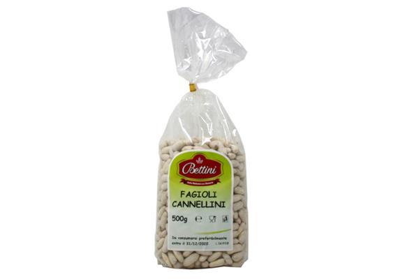 Fagioli Cannellini bio, 500 g, Bettini