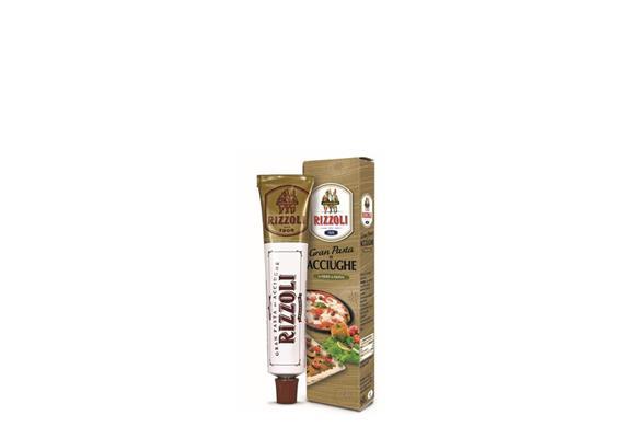 Gran pasta di acciughe, tubetto, 60 g, Rizzoli Emanuelli