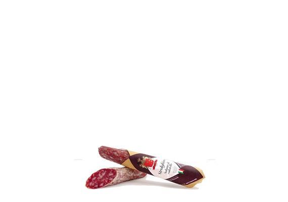 Il Barone salame di fiocco di coscia, 200 g, Marsili (ehem. Strolghino salame a culatello)