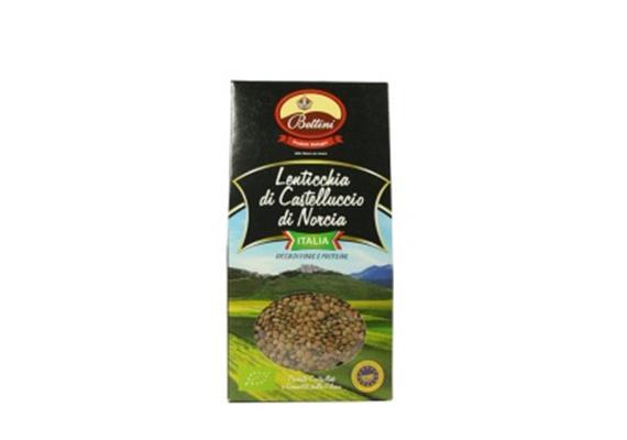 Lenticchia di Castelluccio di Norcia bio IGP, 250 g, Bettini