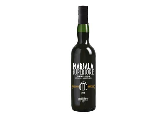 Marsala Superiore Secco DOP, 750 ml, Pellegrino