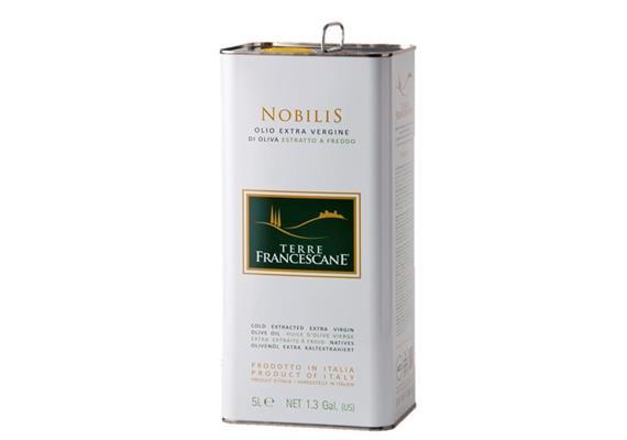 Olio extravergine di oliva Nobilis, 5000 ml, Cufrol