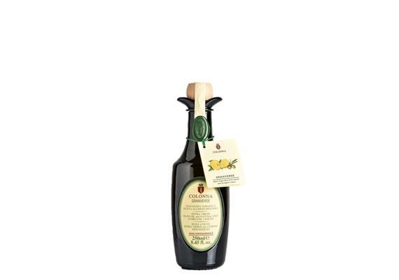 Olio extravergine Granverde ai limoni, anfora, 250 ml, Colonna Marina