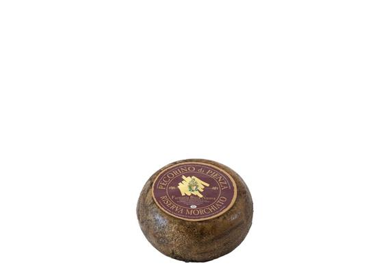 Pecorino di Pienza stagionato, riserva morchiato. per kg, Buca Nuova