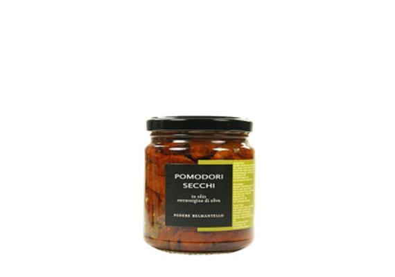 Pomodori secchi, in olio extravergine, 314 ml, Belmantello