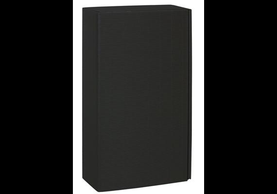 PV-Karton, schwarz, 2 x 0,75 l, Gabriel