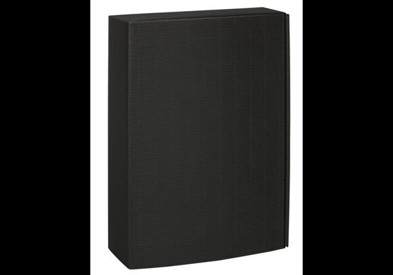 PV-Karton, schwarz, 3 x 0,75 l, Gabriel