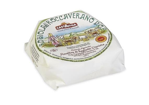 Robiola di Roccaverano DOP, 300 g, Castagna