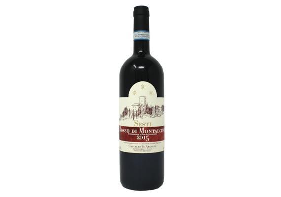 Rosso di Montalcino DOC, 750 ml, Sesti