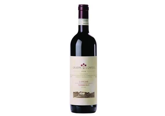 Rosso Langhe DOC Nebbiolo, 750 ml, G. Cortese