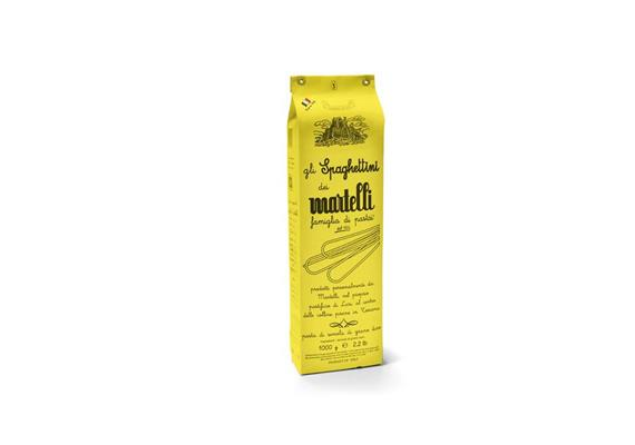 Spaghettini, 1000 g, Martelli