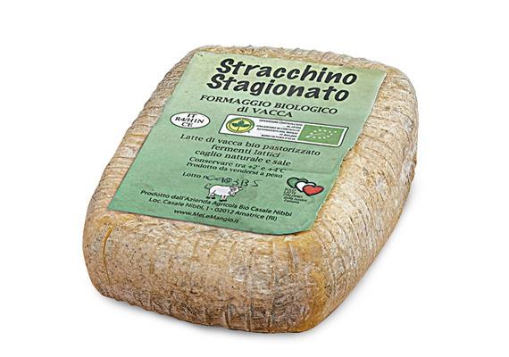 Stracchino stagionato,1 kg, Castagna
