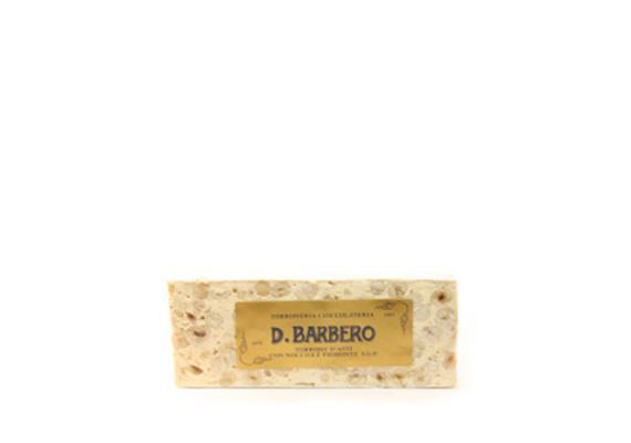 Torrone nocciola Piemonte I.G.P, 200 g, Barbero Davide